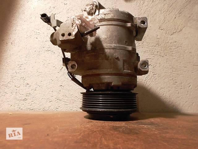 купить бу Б/у Компрессор кондиционера Honda CR-V 2006-2009 в Киеве