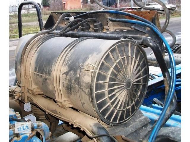 купить бу Б/у Корпус повітряного воздушного фильтра для грузовика МАН MAN TGA 18 480 Evro3 2003 в Рожище