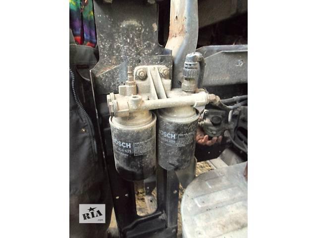 Б/у корпус топливного фильтра для грузовика Renault Magnum- объявление о продаже  в Рожище