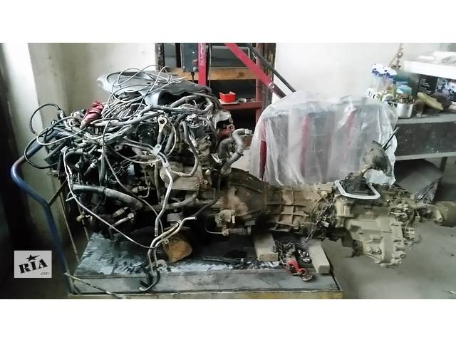 бу Б/у кпп для кроссовера Mitsubishi L 200 в Ровно