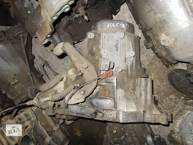 бу Б/у Коробка передач КПП Peugeot 806 2.0 turbo № 20LE08 в Стрые