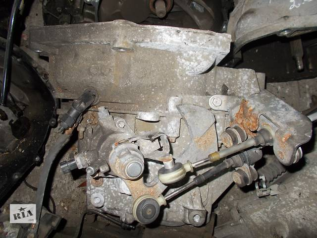 бу Б/у Коробка передач КПП Saab 9-5 1.9 TiDS № F40 в Стрые
