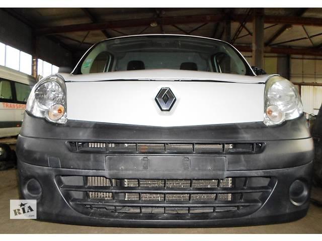 Б/у Кронштейн бампера переднего, заднего Renault Kangoo Кенго 1,5 DCI К9К B802, N764 2008-2012- объявление о продаже  в Луцке