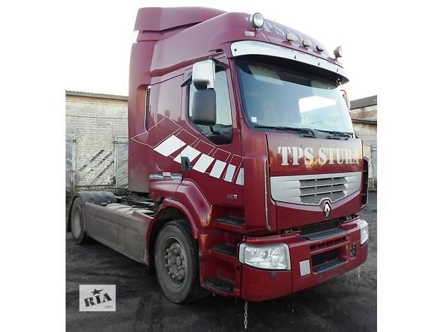 купить бу Б/у кронштейн крепления радиатора для грузовика Renault Premium в Рожище