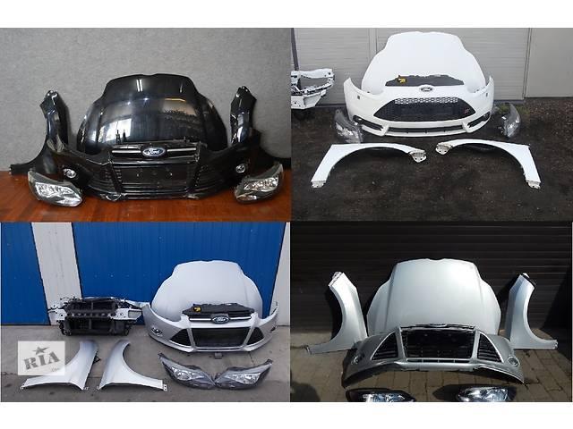 купить бу Б/у крыло переднее для легкового авто Ford Focus mk3 в Львове