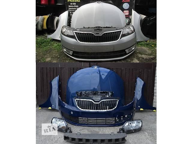 Б/у крыло переднее для легкового авто Skoda Rapid- объявление о продаже  в Львове