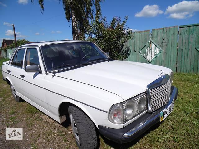 бу Б/у крыло переднее для седана Mercedes 123 в Дубно (Ровенской обл.)