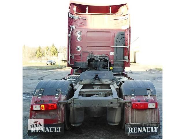 бу Б/у крыло заднее для грузовика Рено Премиум 440 DXI11 Euro4 Renault Premium 2007г. в Рожище