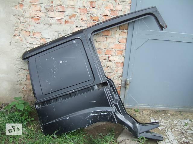 Б/у крыло заднее для легкового авто Fiat Doblo- объявление о продаже  в Ровно