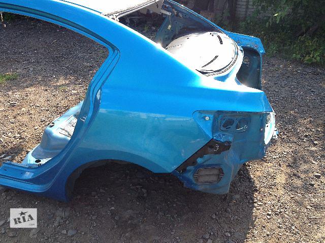 Б/у крыло заднее L+R для седана Mazda 3 2010-2016 р- объявление о продаже  в Авдеевке (Донецкой обл.)