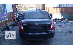 б/у Крылья задние Hyundai Accent