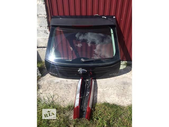 купить бу Б/у крышка багажника для хэтчбека Ford Focus2010г/в в Львове