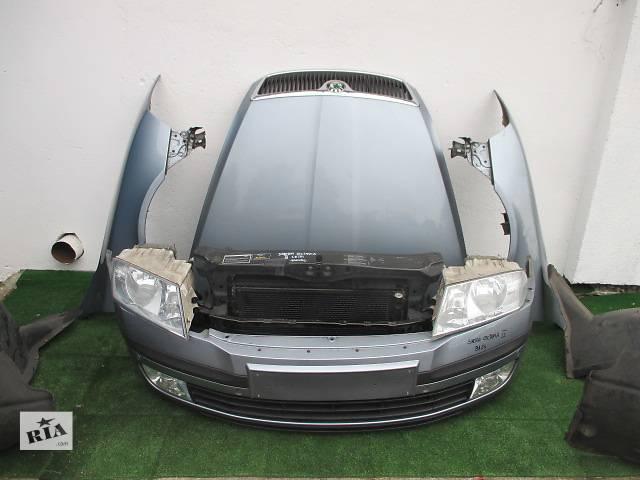 Б/у крышка багажника для хэтчбека Skoda Octavia A5- объявление о продаже  в Львове