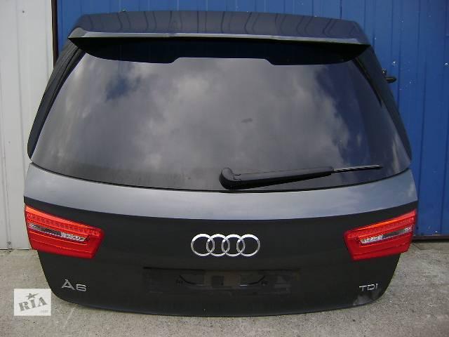 Б/у крышка багажника для легкового авто Audi A6- объявление о продаже  в Чернигове