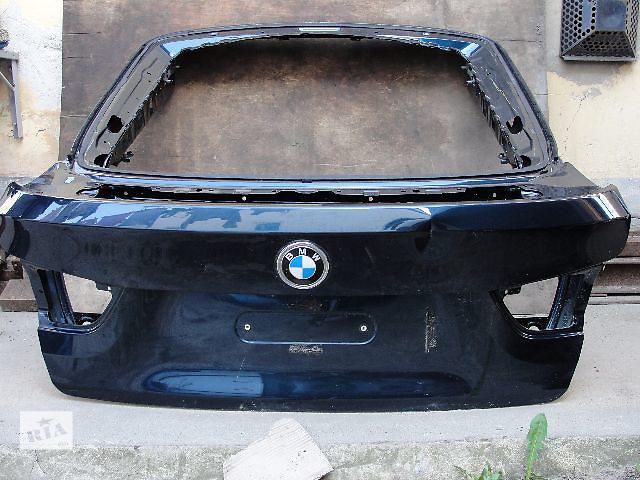 купить бу Б/у крышка багажника для легкового авто BMW 3 Series Gran Turismo ДЕШЕВО В НАЛИЧИИ!!! в Львове