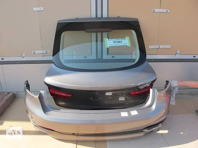 бу Б/у крышка багажника для легкового авто BMW X6 f16 в Львове
