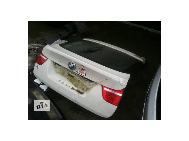 Б/у крышка багажника для легкового авто BMW X6- объявление о продаже  в Ровно