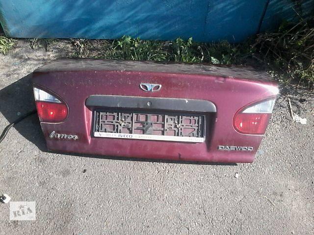 купить бу Б/у крышка багажника для легкового авто Daewoo Lanos в Луцке