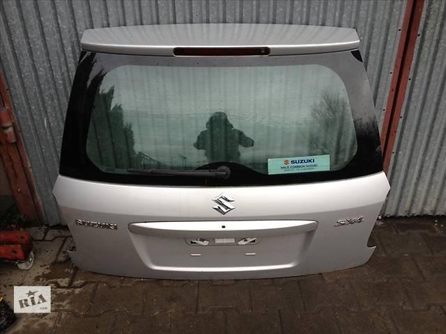 купить бу Б/у крышка багажника для легкового авто Fiat Sedici в Львове