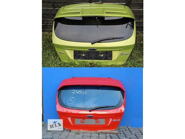 Б/у крышка багажника для легкового авто Ford Fiesta mk7- объявление о продаже  в Львове