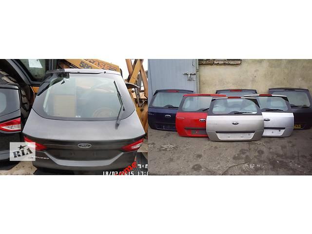 бу Б/у крышка багажника для легкового авто Ford Fusion в Львове