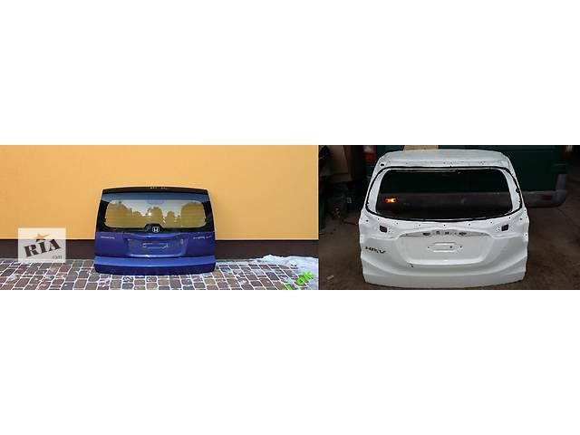 продам Б/у крышка багажника для легкового авто Honda HR-V бу в Львове