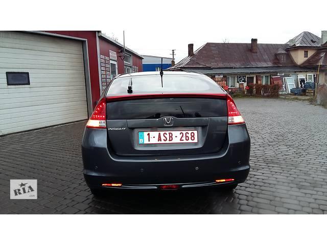 Б/у крышка багажника для легкового авто Honda Insight- объявление о продаже  в Львове