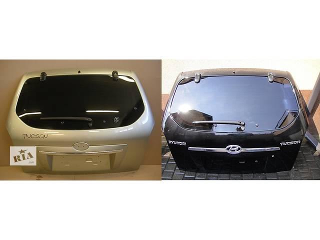 бу Б/у крышка багажника для легкового авто Hyundai Tucson в Львове