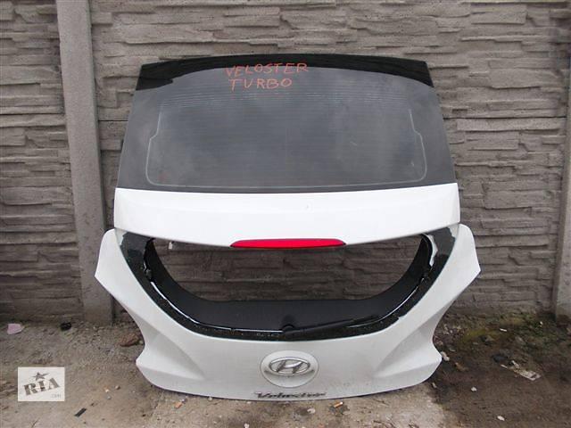 бу Б/у крышка багажника для легкового авто Hyundai Veloster в Львове