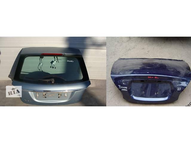 купить бу Б/у крышка багажника для легкового авто Jaguar X-Type в Львове
