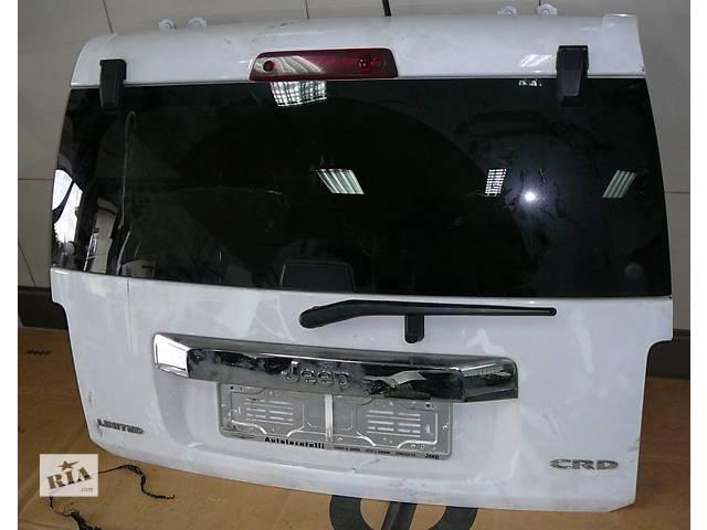 Б/у крышка багажника для легкового авто Jeep Liberty- объявление о продаже  в Львове
