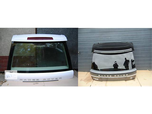 бу Б/у крышка багажника для легкового авто Land Rover Vogue в Львове