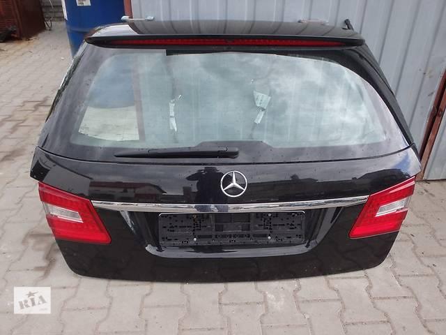 продам Б/у крышка багажника для легкового авто Mercedes E-Class w212 09- бу в Львове