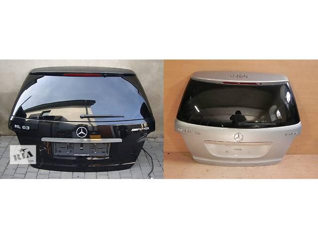 бу Б/у крышка багажника для легкового авто Mercedes ML-Class w164 05-11 в Львове