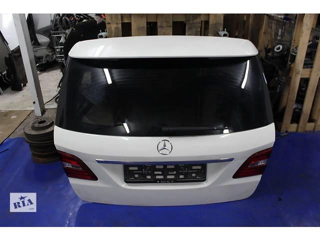 Б/у крышка багажника для легкового авто Mercedes ML-Class w166 11-- объявление о продаже  в Львове