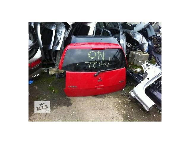 продам Б/у крышка багажника для легкового авто Mitsubishi Colt бу в Ровно