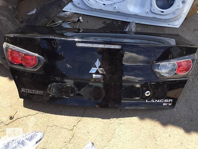 купить бу Б/у крышка багажника для легкового авто Mitsubishi Lancer X в Ровно