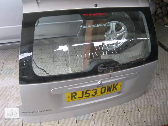 купить бу Б/у крышка багажника для легкового авто Mitsubishi Space Star в Львове