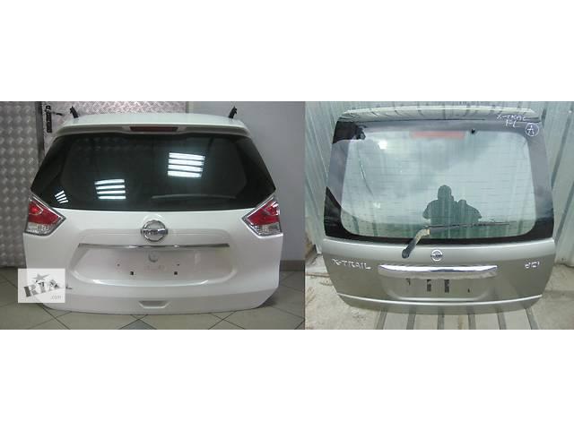 купить бу Б/у крышка багажника для легкового авто Nissan X-Trail в Львове