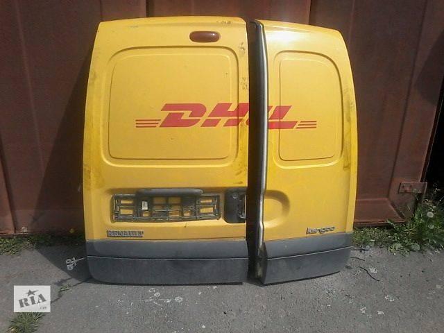 бу Б/у крышка багажника для легкового авто Renault Kangoo в Луцке