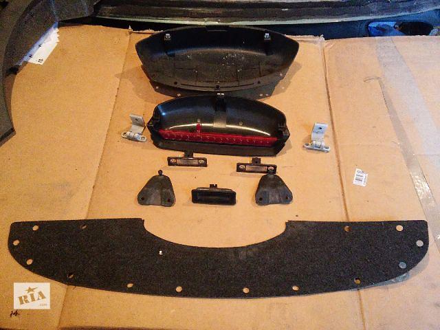 продам Б/у крышка багажника для легкового авто Skoda Roomster ДЕШЕВО В НАЯВНОСТІ бу в Львове