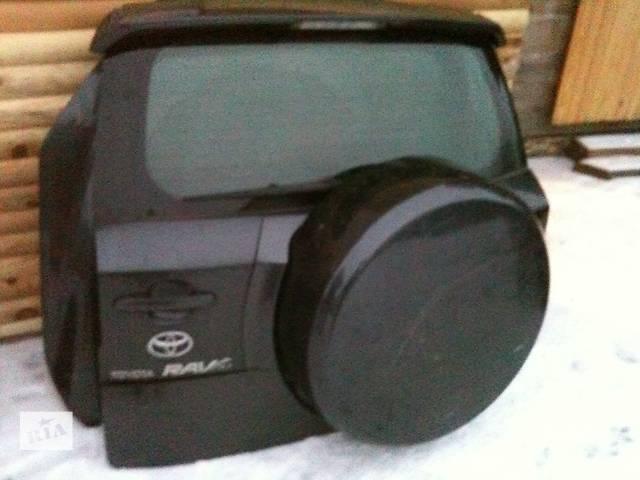 Б/у крышка багажника для легкового авто Toyota Rav 4- объявление о продаже  в Ровно