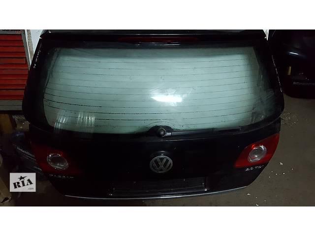 бу Б/у крышка багажника для легкового авто Volkswagen Passat 2.0 в Ровно