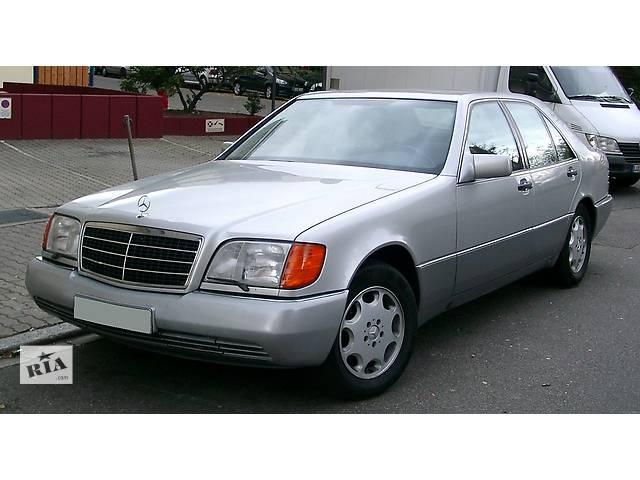 купить бу Б/у крышка багажника для Mercedes W 210, Mercedes S 140 (Мерседес), Nissan Terrano (Ниссан Террано).  в Ровно