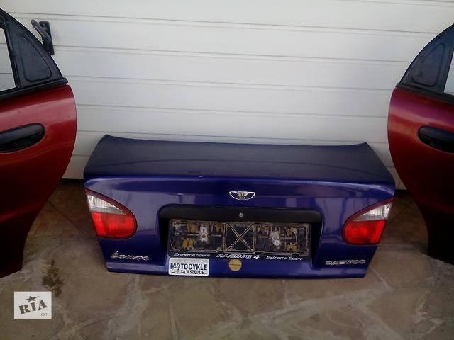 купить бу Б/у крышка багажника для седана Daewoo Lanos в Львове