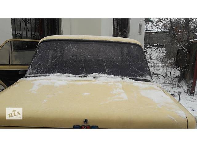Б/у крышка багажника для седана ВАЗ 21011- объявление о продаже  в Харькове