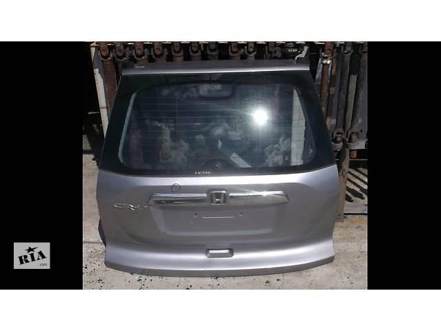 продам Б/у Крышка багажника Honda CR-V 2006-2011 бу в Киеве
