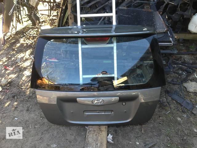 Б/у крышка багажника  Hyundai Getz- объявление о продаже  в Киеве