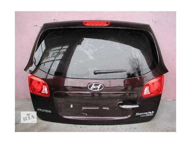 купить бу Б/у крышка багажника Hyundai Santa FE в Киеве