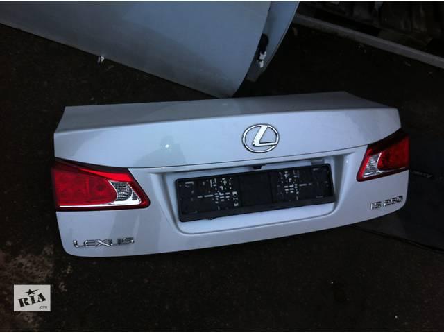 купить бу Б/у крышка багажника  Lexus IS в Киеве
